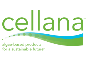 cellana logo with tagline