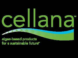 cellana logo with tagline