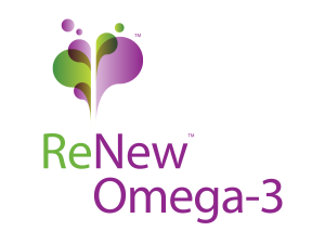 renew omega-3 logo